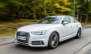 The 2015 Audi A4
