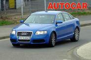 Audi's V10 M5 rival breaks cover