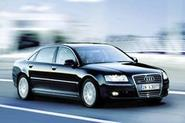 A8 in full frontal assault