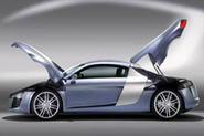 Audi supercar gets go ahead