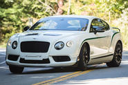 Bentley Continental GT3-R first drive review
