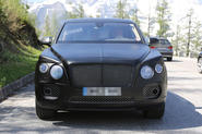 Bentley SUV to cost more than £130,000