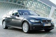 New BMW 3-series tested