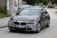 BMW 3-series facelift spotted ahead of 2015 launch