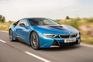 Best cars of 2014 – BMW i8