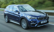 The second generation BMW X1