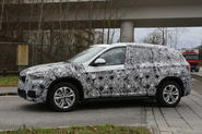 New 2015 BMW X1 spotted - first spy pictures