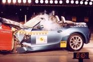Crash tests show big boost for safety