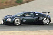 Veyron tests continue