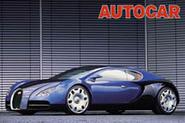 Baby Bugatti revealed by Autocar