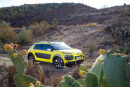 Citroen C4 Cactus vs the desert - picture special