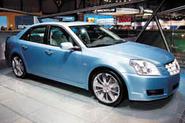 Cadillac 'taking UK seriously'