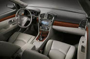Cabin makeover for Caddy SRX (updated)