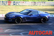 Super-quick Corvette on the way