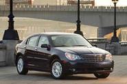 Chrysler Sebring makes debut in London