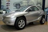 Daewoo plans mini off-roader