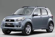 Daihatsu's new Terios rolls in