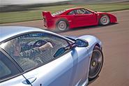 Ferrari 430 v F40