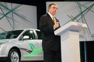 Ford boss: 'green must be mainstream'