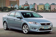 New Mondeo: official pics