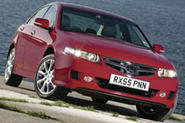 Revised Accord hits UK showrooms