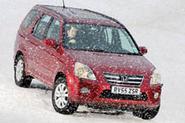Honda cuts £2000 off old CR-V
