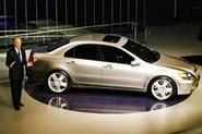 Honda previews high-tech Legend