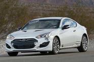 New Hyundai Genesis coupé