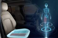JLR seat