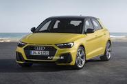 2019 Audi A1 leaks
