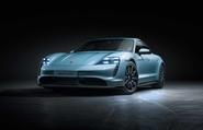 New Porsche Taycan 4S revealed