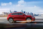 New Skoda Kodiaq GT: official images of China-only SUV-coupe