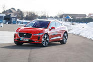 Jaguar I-Pace First Edition 2018 first drive review