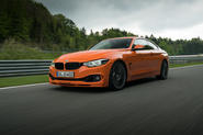 Alpina B4 99 Edition 2019 first drive review - hero front