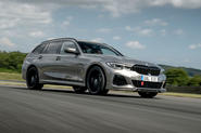 Alpina D3 S Touring 2020 first drive review - hero front
