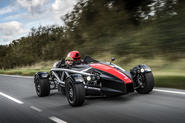 Ariel Atom 4 2018 first drive review hero front