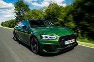 Audi RS5 Sportback 2019 first drive review - hero front