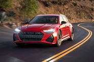 Audi RS6 Avant 2019 first drive review - hero front