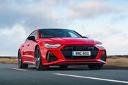 Audi RS7 Sportback 2020 UK first drive review - hero front