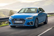 Audi S4 2019 first drive review - hero front