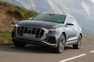 Audi SQ8 2019 first drive review - hero front