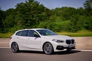 BMW 1 Series 118d 2019 first drive review - hero front