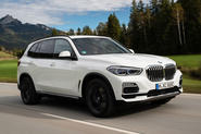BMW X5 xDrive 45e 2019 first drive review - hero front
