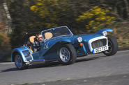 Caterham Super Seven 1600 2020 UK first drive review - hero front