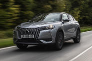 DS 3 E-Tense 2019 first drive - hero front