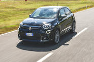 Fiat 500x Sport 2019 first drive review - hero front