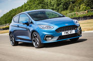 Ford Fiesta ST 2018 UK review