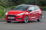Ford Fiesta ST-Line 2018 long-term review hero front
