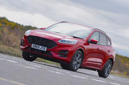 Ford Kuga ST-Line PHEV 2020 UK first drive review - hero front