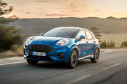 Ford Puma 2020 first drive review - hero front